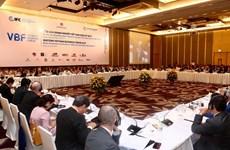 Le Forum d'affaires du Vietnam de mi-mandat 2019 à Hanoï