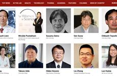 Deux Vietnamiens honorés dans la liste des 100 meilleurs scientifiques asiatiques