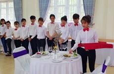 Vietnam-Suisse : coopération dans la formation de la ressource humaine de tourisme & hôtellerie
