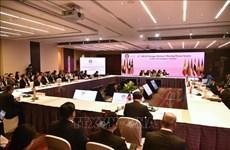 AMM-52 : Le communiqué conjoint affirme l'importance du maintien de la paix en Mer Orientale