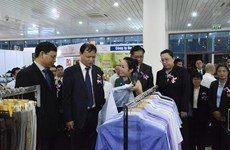 La foire internationale commerciale, touristique et d'investissement du Couloir économique Est-Ouest