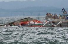 Des ferrys naufragés aux Philippines font des dizaines de morts