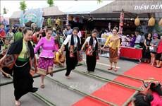 L'ouverture de la fête culturelle des ethnies de la région du Nord-Ouest à Son La