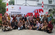 La Fête nationale de l'Indonésie célébrée à Hanoi
