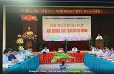 Suivre l'exemple du Président Ho Chi Minh au cœur d'un séminaire scientifique à Hanoi