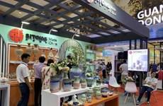 Ouverture de la foire import-export du Guangdong (Chine) à Hanoi