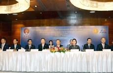 Le Vietnam et la Thaïlande co-président la conférence de presse sur l'AIPA 40