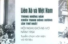 Version en vietnamienne d'un livre sur l'URSS et le Vietnam durant la 1ère guerre d'Indochine