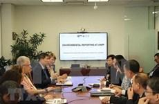 L'Audit d'Etat du Vietnam, la BM et le PNUD renforcent leur coopération