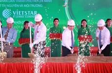 400 millions de dollars dans une usine de valorisation énergétique des déchets à Hô Chi Minh-Ville