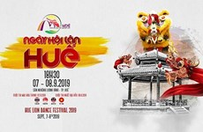 Le Festival de la danse de la licorne de Huê 2019