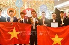 Le Vietnam brille à la 4e Olympiade internationale des métropoles