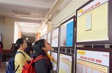 Une exposition des documents sur Hoang Sa et Truong Sa s'ouvre à Ho Chi Minh-Ville