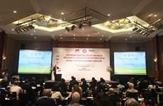 Le forum sur l'agriculture durable Vietnam-Europe à Hanoi