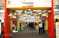La Semaine des marchandises vietnamiennes en Thaïlande