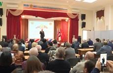 La diplomatie populaire contribue au développement des relations Vietnam-Russie