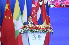 Le vice-PM Vu Duc Dam à l'ouverture d'événements ASEAN-Chine à Nanning