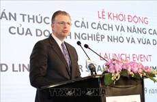 L'USAID aide le Vietnam à élever la compétence de connexion des PME