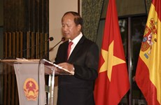 De belles perspectives pour le partenariat stratégique Vietnam-Espagne