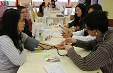 Un événement pour améliorer la santé communautaire chez les Vietnamiens en R. tchèque