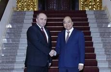 Le Vietnam et la Biélorussie veulent renforcer leur coopération économique