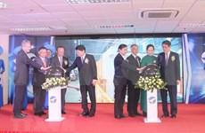 Inauguration d'une usine du groupe japonais Oji à Ha Nam