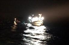 Un navire panaméen sauve deux pêcheurs vietnamiens à la dérive