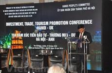 Hanoï promeut l'investissement, le commerce et le tourisme à Londres