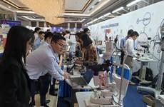 Conférence d'ophtalmologie du Vietnam 2019 à Nghe An