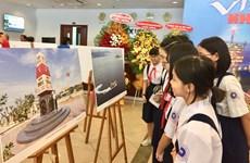 La VNA et Vietsovpetro organisent l'exposition photographique « Vietnam-vue de la mer »