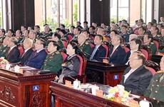 Journée des soldats volontaires et experts vietnamiens au Laos : solidarité solide entre les 2 pays