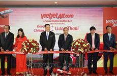 Le PM Nguyen Xuan Phuc assiste à l'inauguration de nouvelles lignes aériennes en Thaïlande