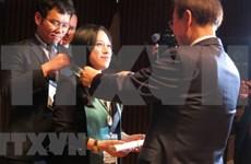 La première citoyenne vietnamienne reconnue citoyen d'honneur de Séoul