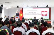 Ho Chi Minh-Ville célèbre la Fête de l'indépendance de la Pologne