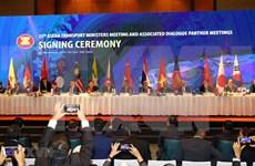 La 25e conférence des ministres des Transports de l'ASEAN couronnée de succès