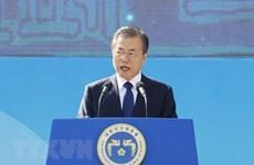 La République de Corée avance une vision pour des liens plus étroits avec l'ASEAN