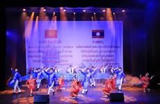 Soirée musicale sur l'amitié Vietnam-Laos à Vientiane