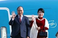 Le Premier ministre Nguyen Xuan Phuc entame sa visite officielle en République de Corée