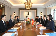 Vietnam et République de Corée signent un accord de co-financement de projets d'études