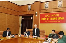 La Commission militaire centrale fait le bilan des activités militaires et de défense de 2019