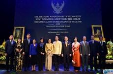 La Fête nationale de la Thaïlande célébrée à Hanoï