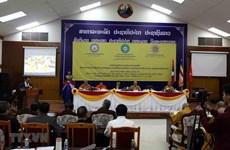 Un séminaire scientifique international sur le bouddhisme vietnamien au Laos