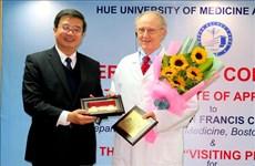 Médecine familiale : des professeurs étrangers à l'honneur