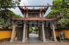 A la découverte de la pagode Tao Sach, vieille de plus de 600 ans à Hanoï