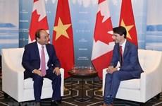 Vietnam-Canada : des relations de coopération d'amitié transocéanique