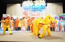 La communauté des Vietnamiens en République tchèque fêtent le Nouvel An 2020