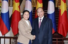 Le Vietnam et le Laos cultivent leurs relations spéciales