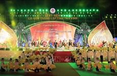 Le Premier ministre à la célébration des 120 ans de la naissance de la province de Tra Vinh