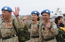 Le général Nguyen Chi Vinh reçoit le coordonnateur résident des Nations Unies au Vietnam