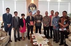 Le Vietnam et l'Indonésie promeuvent leur coopération dans la pêche